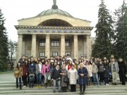 Foreign Students at VSSPU in March 2013