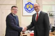 Руководитель Отдела образования Генерального консульства Италии в Москве  профессор Ло Порто