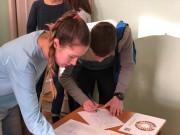 Очередная лекция прошла в ВГСПУ в рамках проекта «Открытая школа»