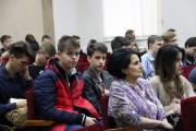 На факультете математики, информатики и физики ВГСПУ прошел день открытых дверей