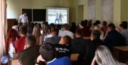 В ВГСПУ прошел семинар по регби