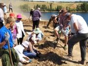 Студенты ВГСПУ приняли участие в уникальных археологических раскопках