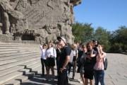 Иностранные студенты познакомились с историей региона