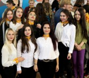 Факультет  СКП ВГСПУ торжественно принял в свои ряды первокурсников