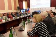 Ректор ВГСПУ принял участие во Всероссийском форуме «Современное развитие педагогического образования»