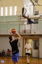 В ВГСПУ прошла спартакиада факультетов и институтов по стритболу среди мужчин