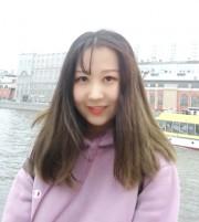 Студентка факультета по обучению иностранных граждан Ли Гуя