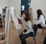 ВГСПУ провел заключительный этап межрегиональной олимпиады школьников «Архитектура и искусство»
