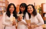 Вьетнамцы - выпускники ВГСПУ посетили альма-матер