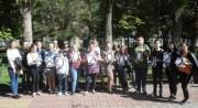 Студенты-волонтеры ВГСПУ приняли участие в акции «Защитим детей от насилия»