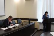 В ВГСПУ состоялось очередное заседание ученого совета