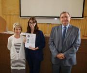 В ВГСПУ завершился международный студенческий форум