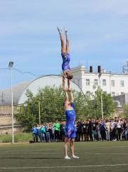 Быстрее, выше, сильнее: в ВГСПУ прошел спортивный праздник