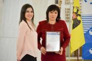 В Волгограде отметили лучших Волонтеров Победы