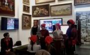 Студенты-филологи  ВГСПУ стали участниками мероприятия в Волгоградском музее изобразительных искусств им.И.И.Машкова