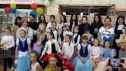 Студенты ВГСПУ приняли участие в празднике «День игрушки»
