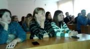 Студенты 5 курса факультета исторического и правового образования приняли участие в круглом столе о революциях в России и Германии