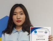 Студентка ВГСПУ вошла в тройку сильнейших в международной Олимпиаде по русскому языку как иностранному