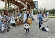 Институт художественного образования ВГСПУ принял участие в школьно-студенческом фестивале «OPENDAY FESTIVAL»