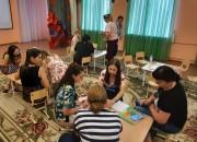 Студенты ВГСПУ провели мастер-классы с дошкольниками в рамках педагогической мастерской