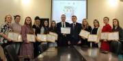В ВГСПУ подвели итоги реализации программы развития органов студенческого самоуправления