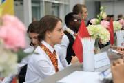 Студенты ВГСПУ – волонтеры саммита Россия-Африка