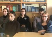 На факультете исторического и правового образования ВГСПУ состоялась очередная профориентационная встреча