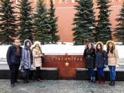 Студенты ВГСПУ приняли участие в III Съезде Всероссийского общественного движения «Волонтеры Победы»