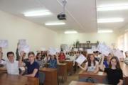 В школе юного историка ВГСПУ прошел выпускной