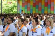 Руководство Волгоградского региона высоко оценило качество подготовки вожатых