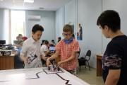 В ВГСПУ подвели итоги ежегодных региональных соревнований по робототехнике «ROBOMIR-2019»
