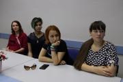 Участникам проекта «Т2Т-ментори» вручили книжки педагогов- волонтеров