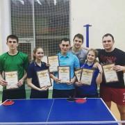 Подведены итоги Открытых кубков высших учебных заведений города Волгограда