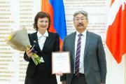 В День российской науки ученым ВГСПУ вручили гранты и премии