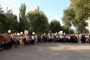 Волгоградский государственный социально-педагогический университет поприветствовал первокурсников