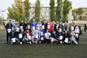 В ВГСПУ состоялся «Кубок первокурсников» по мини-футболу