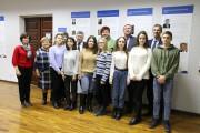 Педкласс в гостях у педвуза: в ВГСПУ побывали учащиеся из Урюпинска