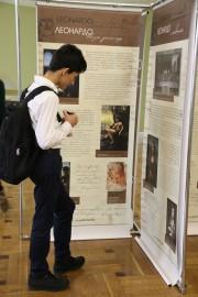 В ВГСПУ прошли мероприятия, приуроченные к 500-летию со дня смерти Леонардо да Винчи