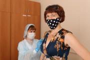 В ВГСПУ прошла вакцинация от гриппа