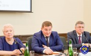 Визит министра образования и науки РФ  Васильевой  О.Ю. в ВГСПУ