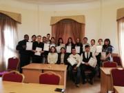 Студенты ВГСПУ приняли участие в финале международной Олимпиады по русскому языку как иностранному