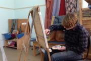 В ВГСПУ пройдут пробные творческие экзамены по рисунку и живописи