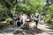В ВГСПУ стартовал «ЭКОмарафон в ритме non-stop»