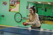 В ВГСПУ состоялся турнир по настольному теннису в рамках финального этапа Спартакиады общежитий