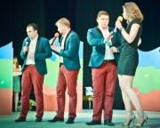 Сборная ВГСПУ» прошла в четвертьфинал межрегиональной лиги КВН «Каспий»