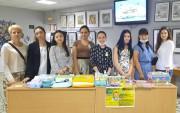 Волгоградский дом ребенка благодарит ВГСПУ за оказанную помощь нуждающимся детям-сиротам