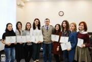 В преддверии Дня студента в ВГСПУ наградили студенческий актив