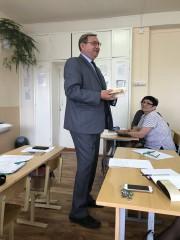 ВГСПУ проводит профориентационные встречи