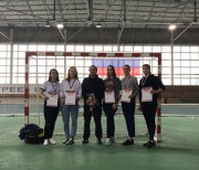 Студенты ВГСПУ стали бронзовыми призёрами региональных соревнований  по мини-футболу