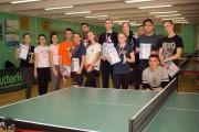 В ВГСПУ прошел «Кубок первокурсников» по настольному теннису